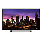 more details on Toshiba 32S3653DB 32 Inch HD Ready Freeview Smart LED TV.