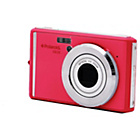 more details on Polaroid IS626 16MP 6x Zoom Compact Camera - Red.