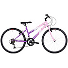 more details on Flite Delta 24 Inch Bike - Girls'.