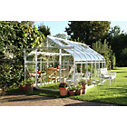 more details on Halls Supreme ToughGlass 14 x 8ft Greenhouse with Base.