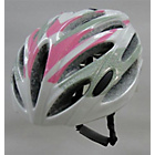 more details on Zoran HEL4PW Adult Helmet - Pink and White.
