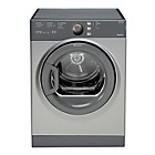 more details on Hotpoint Aquarius TVFS 73B GG Tumble Dryer - Graphite