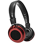 BLOC & ROC Galvanize S2 On Ear Headphones - Red