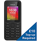 more details on O2 Nokia 130 Mobile Phone.