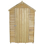 Forest Overlap Apex 4 x 3ft Shed
