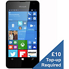 more details on EE Microsoft Lumia 550 Mobile Phone.