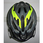 more details on HEL5GL Adult Helmet - Grey and Lime.