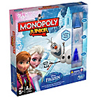 more details on Hasbro Gaming Disney Frozen Edition Junior Monopoly.