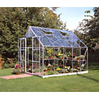 more details on Halls Magnum Glass 10 x 8ft Greenhouse with Base.