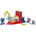 more details on Transformers Rescue Bots High Tide Rescue Rig.