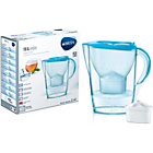 more details on BRITA Marella 2.4L Water Jug with 1 Cartridge - Orchid Blue.