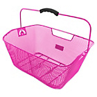 more details on Avocet BK618 M Wave Wire Basket - Pink.