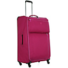 more details on Weightless Revelation 4 Wheel Lightweight Large Case Pink.