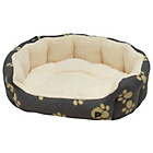 more details on Petface Paw Large Oval Pet Bed.