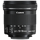 more details on Canon EF-S 10-18mm f/4.5-5.6 IS STM DSLR Lens.