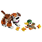more details on LEGO Creator Park Animals - 31044.