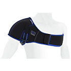 more details on Shock Doctor Ice Compression Shoulder Wrap S/M.