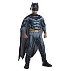 more details on Deluxe Batman Dress Up Outfit - Small.
