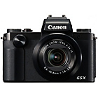 more details on Canon Powershot G5X Digital Camera - Black.