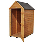 Forest Overlap Apex 3 x 5ft Shed