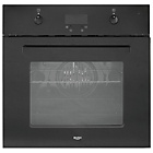 more details on Bush BSOBFB Single Multifunction Electric Fan Oven - Black.