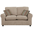 more details on Taylor Small Fabric Sofa - Cream.