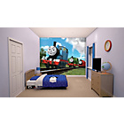 more details on Walltastic New Thomas The Tank Engine Wall Mural.