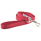 more details on Indulgence Red Nylon Dog Lead.