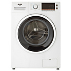 more details on Bush WMNSX814W 8KG 1400 Spin Washing Machine - White.