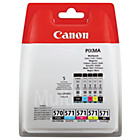 more details on Canon PGI570/CLI571/PGBK Ink Cartridge Pack.