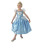 more details on Loveheart Cinderella Dress Up Costume - Large.