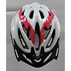 more details on HEL5WR Adult Helmet - White and Red.