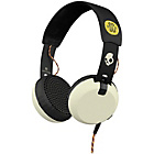 more details on Skullcandy Grind Headphones with Taptech - ATG/Black/Cream.