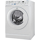 more details on Indesit XWD71252W 7KG 1200 Spin Washing Machine - White.