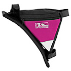 more details on M Wave Frame Corner Triangle Bag - Pink.