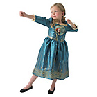 more details on Loveheart Merida Dress Up Costume - Small.
