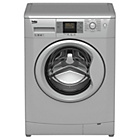 more details on Beko WMB71343S 7KG 1300 Spin Washing Machine - Silver.