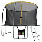 more details on Sportspower 12ft Trampoline with Folding Enclosure Bundle.