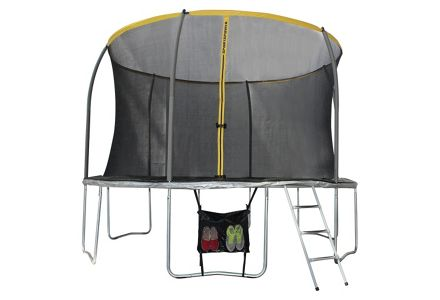 SAVE UP TO £60 ON SELECTED SPORTSPOWER TRAMPOLINES.