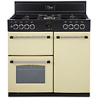 more details on Belling Classic 90DFT Dual Fuel Range Cooker - Cream.
