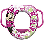 more details on Minnie Mouse Soft Padded Toilet Seat.