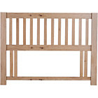 more details on Schreiber Harbury Double Headboard - Oak.