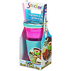 more details on Snackeez 2 in 1 Drinks Cup.