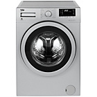 more details on Beko WS832425S 8KG 1300 Spin Washing Machine - Silver.