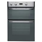 more details on Hotpoint DHS53XS Double Multifunction Electric Oven-S/Steel.