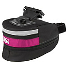 more details on M Wave Expanding Seat Bag - Pink.