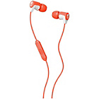 more details on Skullcandy Riff Headphones with Mic - White/Coral.