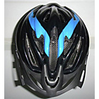more details on HEL5KB Adult Helmet - Black and Blue.