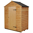 Forest Overlap Apex 5 x 3ft Shed