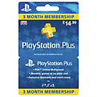 more details on PlayStation Plus (PSN) Subscription - 3 Months.